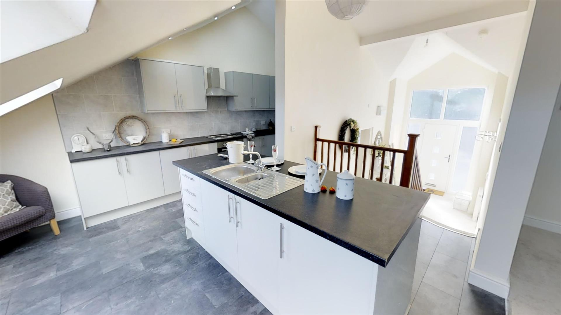 Kitchen Dining Room Mountside Gardens Gateshead NE11